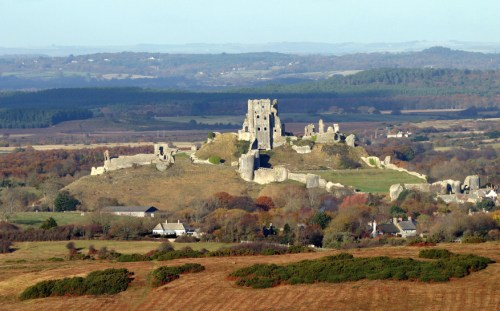 Walks And Walking - Dorest Walks - Corfe Castle