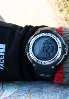 Walks And Walking - Casio SGW 100 1VEF Best Hiking Watch