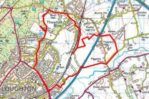 Walks And Walking - Essex Walks - Epping Forest Deer Sanctuary Walking Route ViewRanger Map