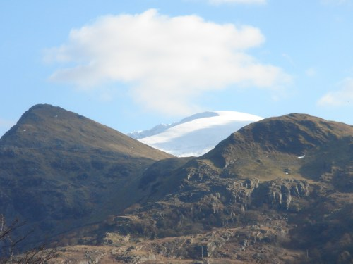 Walks And Walking - Wales Walks Coed y Brenin Forest Park - The view from Porthmadog
