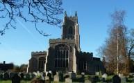 Walks And Walking - Suffolk Walks Stoke by Nayland Church Walking Route - Stoke by Nayland Church Entrance