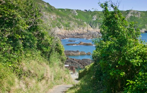 Walks And Walking - Best Places To Go Walking In Guernsey - South Coast