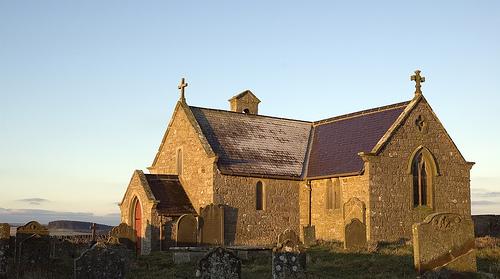 Walks And Walking - Churches Conservation Trust Top 10 Church Walks - St Andrews Hilltop to Reservoir Walk Northumberland
