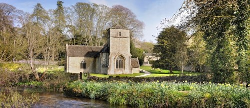 Walks And Walking - Churches Conservation Trust Top 10 Church Walks - St Michaels and St Martins Riverside Meander  Gloucestershire