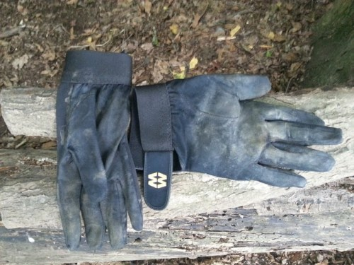 Walks And Walking - MacWet Sports Walking Gloves Review - Ready For Washing