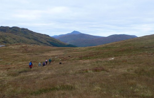 Walks And Walking - Autumn Winter Walking Festivals 2013 - Cowalfest Walking Festival