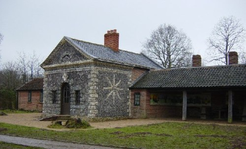 Hatfield Forest Shell House
