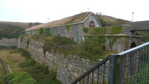 Walks And Walking - Lower Farm Cottages Langton Herring Weymouth - The Verne Prison