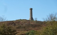 Walks And Walking - Dorset Walks Dorchester Hardys Monument Walking Route - Hardys Monument