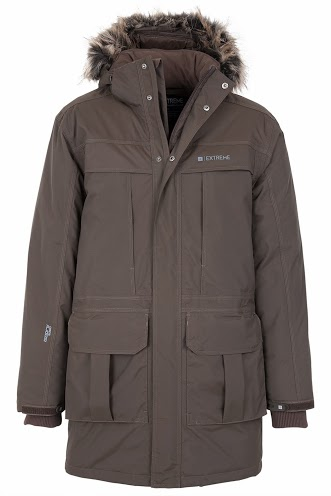 Walks And Walking - Mountain Warehouse Waterproof Walking Jackets - Antarctic Extreme Mens Down Jacket