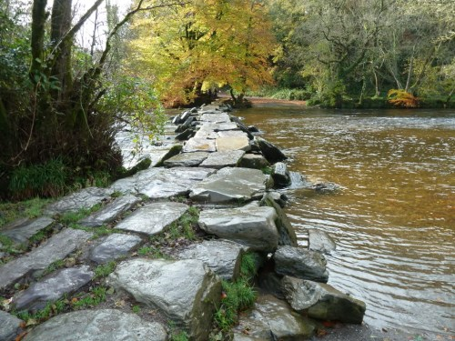 Walks And Walking - Winter Walks In The South West - Tarr Steps