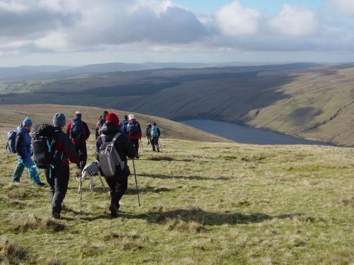 Walks And Walking - Crickhowell Walking Festival 2