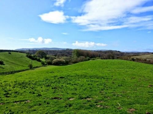 Walks And Walking - Isle of Wight Walks Bembridge Trail Arreton Down