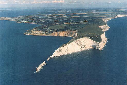 Walks And Walking - The Ramblers One Coast For All - The Needles