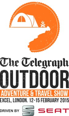 The Telegraph Outdoor Adventure and Travel Show 2015