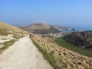 Lulworth Cove and Village