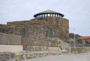 Walks And Walking - Sandgate Circular Walk in Kent - Sandgate Castle