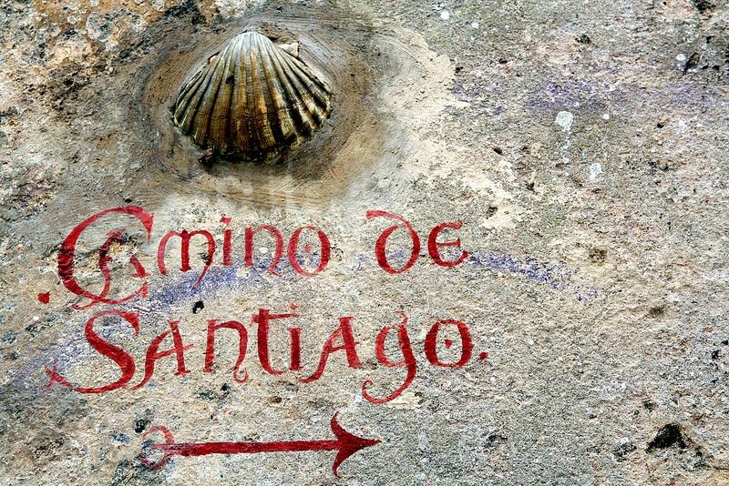 The Camino Santiago in Galicia