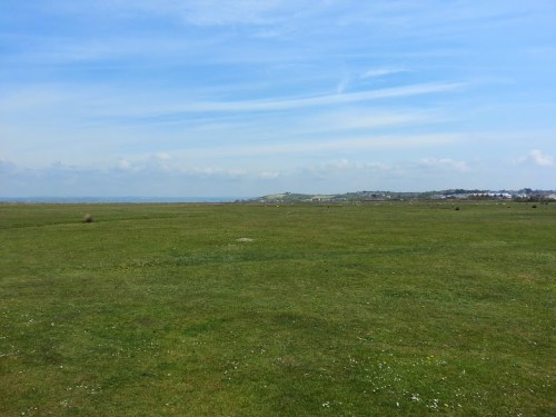 Walks And Walking - Appledore Walk in Devon - North Burrows Country Park