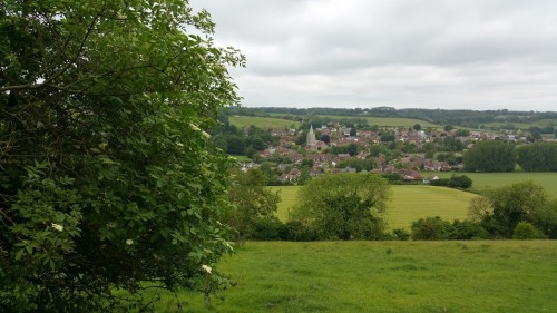 Walks And Walking - Elham Walk in Canterbury Kent - Elham