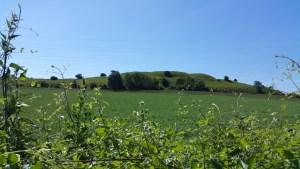 Walks And Walking - Folkestone 3 Peaks Challenge - Caesar's Camp