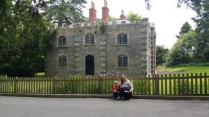 Walks And Walking - Barham Walk In Kent - Broome Park Hotel