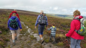 A Week At Holnicote House With HF Holidays - Walk Five - 11 Mile Linear Hard Walk to Dunkery Beacon