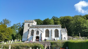 HF Holidays 4 Mile Family Circular Walk From Holnicote House - Selworthy Green - The White Church