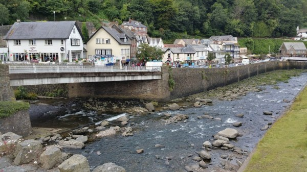 HF Holidays 4 Mile Family Circular Walk In Lynmouth