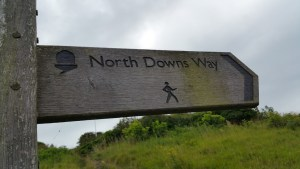 Walks And Walking - Dover Priory To Folkestone West Walk In Kent - North Downs Way