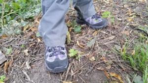 Walks And Walking - Tedi's New Mountain Warehouse Walking Boots