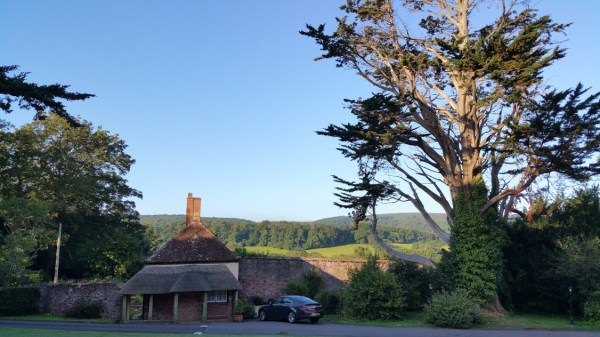 HF Holidays 7 Mile Linear Easy Walk to Dunster - Guns Cottage At Holnicote House