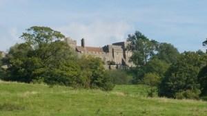 Walks And Walking - Port Lympne Walk In Kent - Lympne Castle