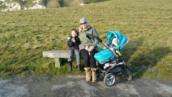 Walks And Walking - Samphire Hoe Walk In Kent - Suitable For Families