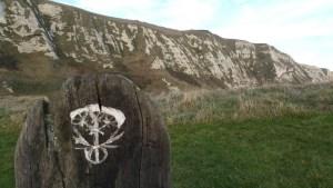 Walks And Walking - Samphire Hoe Walk In Kent
