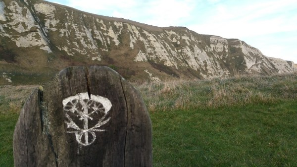 Walks And Walking - Samphire Hoe Walk In Kent