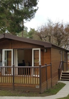 Darwin Forest Country Park Lodge