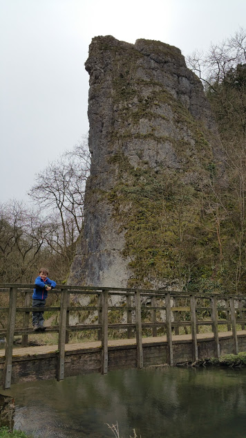 Darwin Forest Country Park Walks - Dove Dale - Ilam Rock