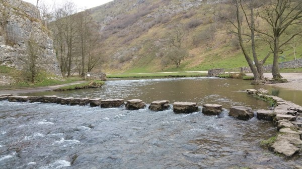 Darwin Forest Country Park Walks - Dove Dale - Stepping Stones