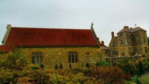 HF Holidays Guided Walk – Carisbrooke Castle Walking Route - Carisbrooke Castle Inside
