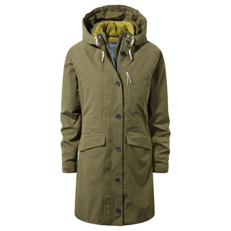 Craghoppers 365 3 in 1 Womens Dark Moss Jacket