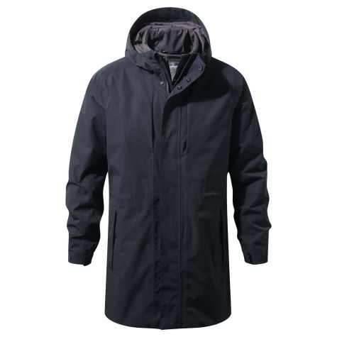 Craghoppers 365 5 in 1 Mens Black Pepper Jacket