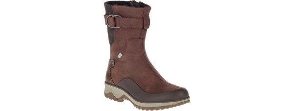 Merrell Women's Eventyr Vera Mid Polar Waterproof Boots