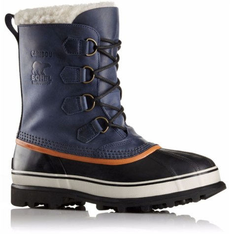 Sorel Mens Caribou Wool Boot