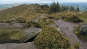 Walks And Walking - The Loaches Walk In The Peak District - Roaches 8