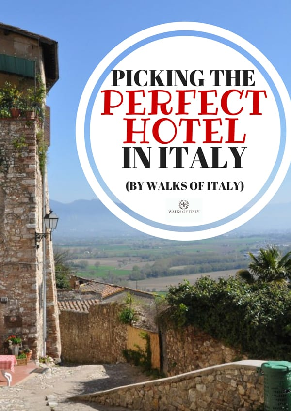 Tuscan hill towns offer amazing views and are some of the greatest places to stay in Italy. Find out how to pick the perfect hotel for you when you visit on the Walks of Italy blog.
