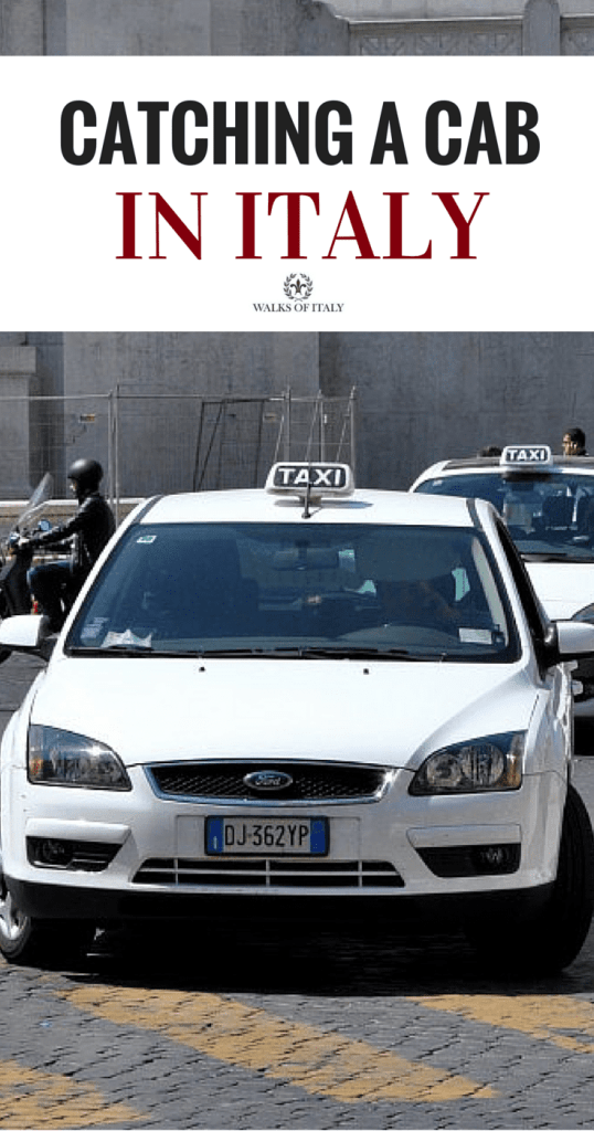 How to get a taxi in Rome without getting ripped off. Learn today at Walks of Italy