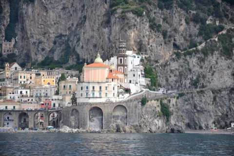 Getting around the Amalfi coast
