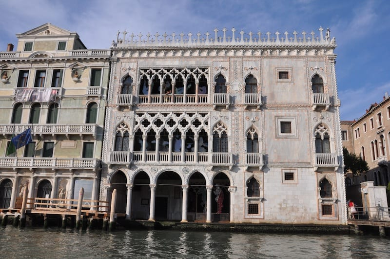 Good When Cruising Down The Grand Canal, Itu0027s Hard Not To Notice The Many  Beautiful Facades Of The Venetian Palaces! But The Architecture Youu0027re  Looking At Isnu0027t ...