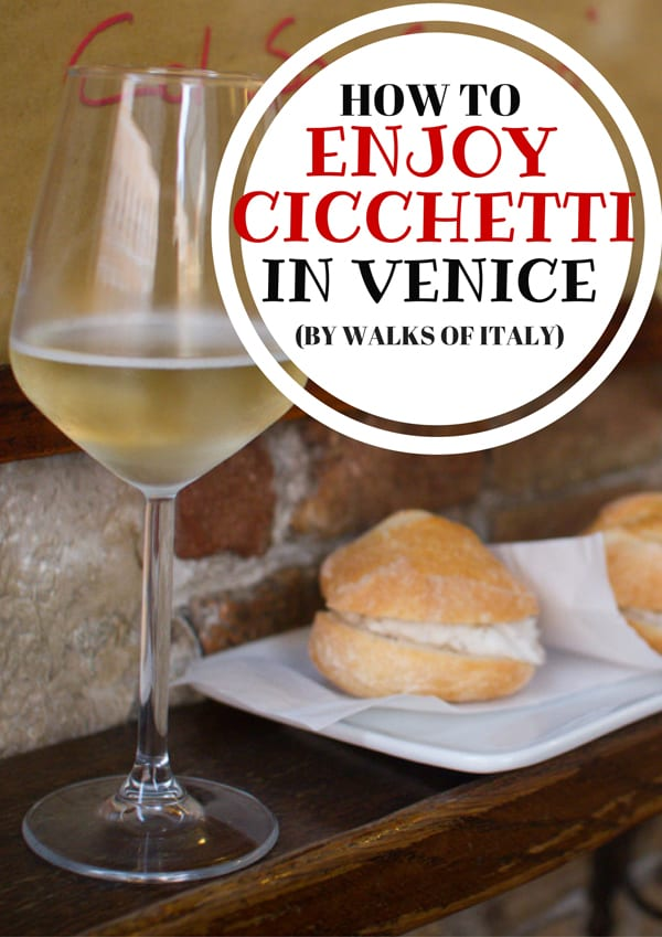 Cicchetti are one of the tastiest and cheapest types of food in Venice. Find out how to enjoy them on the Walks of Italy blog.